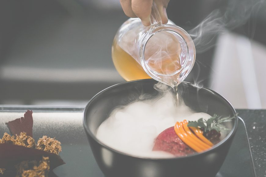10 técnicas culinarias de vanguardia | Horeca iLab